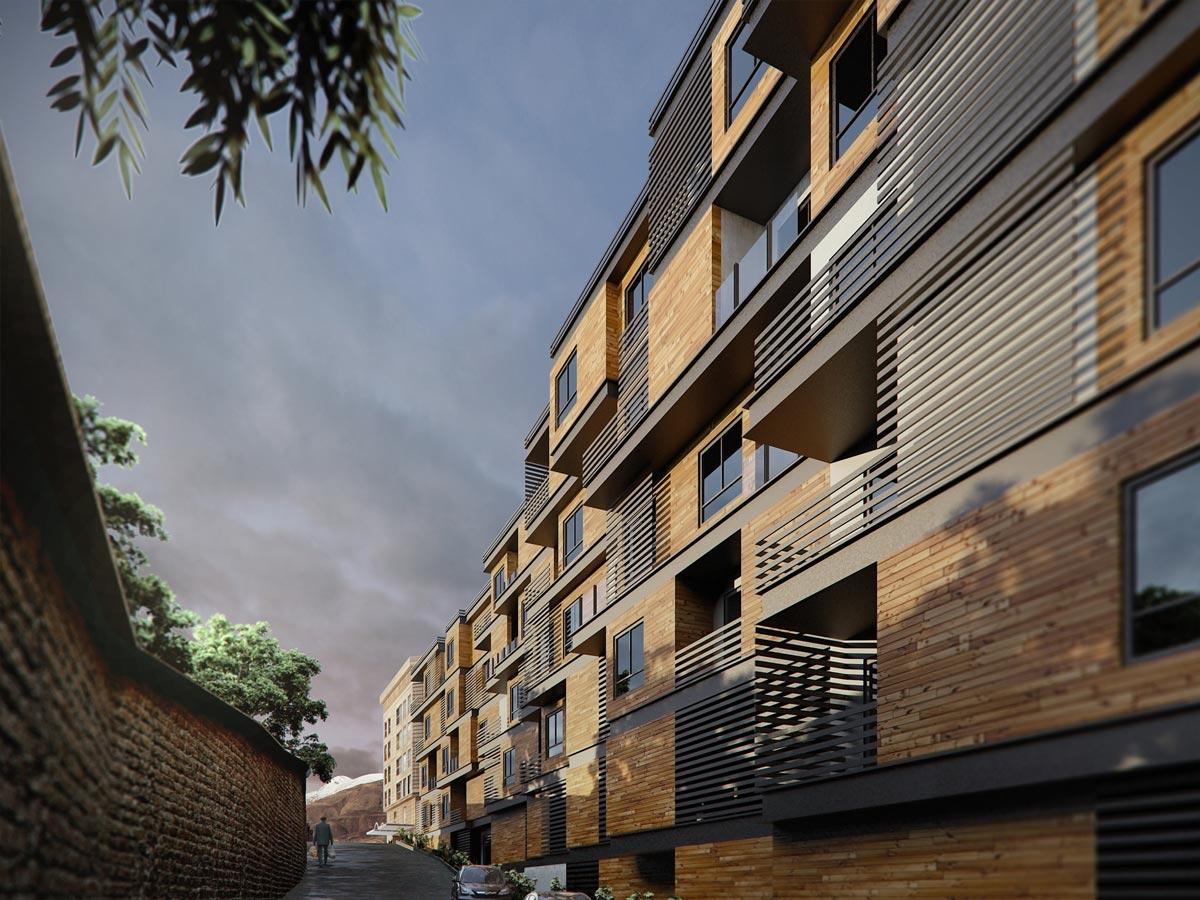 Jamshidieh Apartment