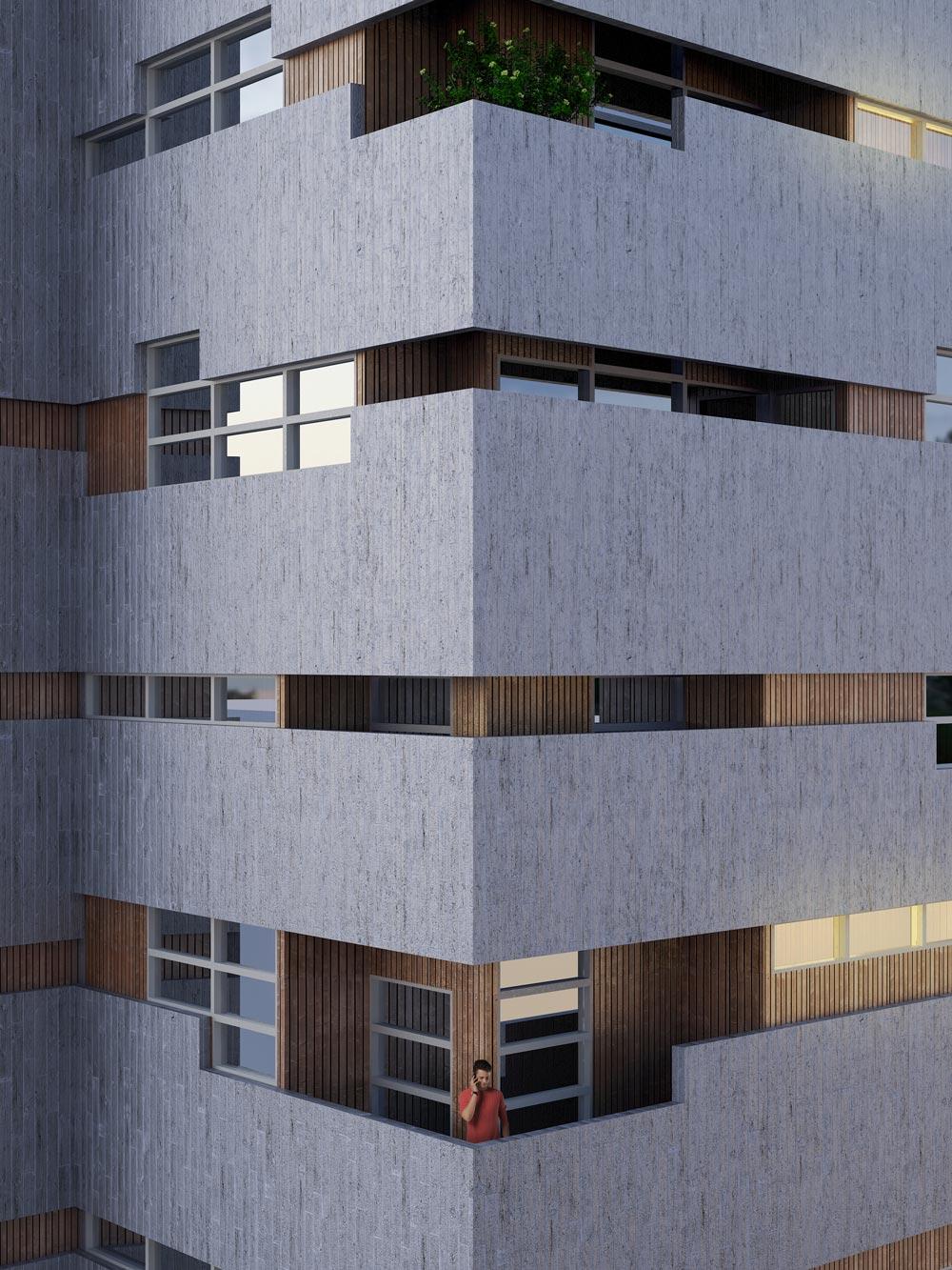 Niavaran Residential Tower
