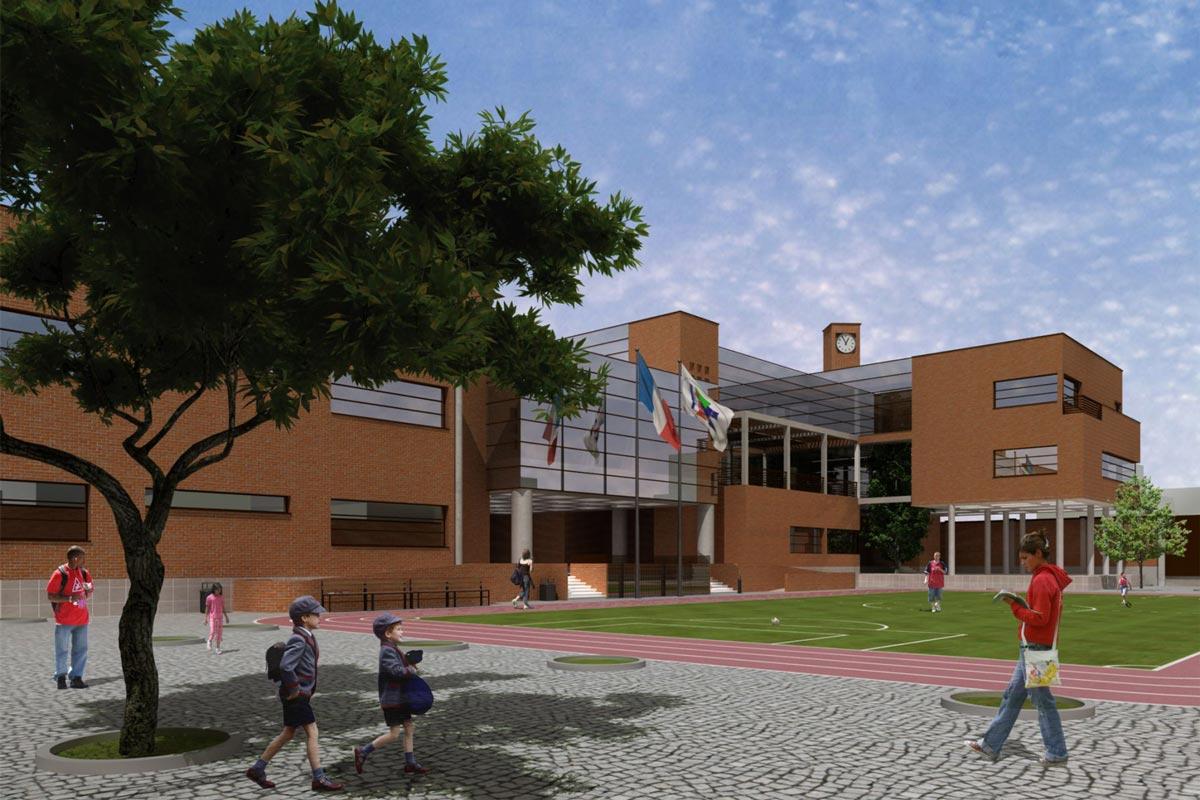 مدرسه فرانسویها در ایران