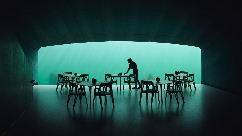 برترین نمونه های طراحی رستوران در سال ٢٠١٩