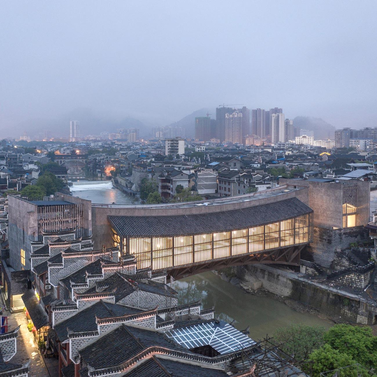 پروژه های برجسته معماری چین در سال ٢٠١٩