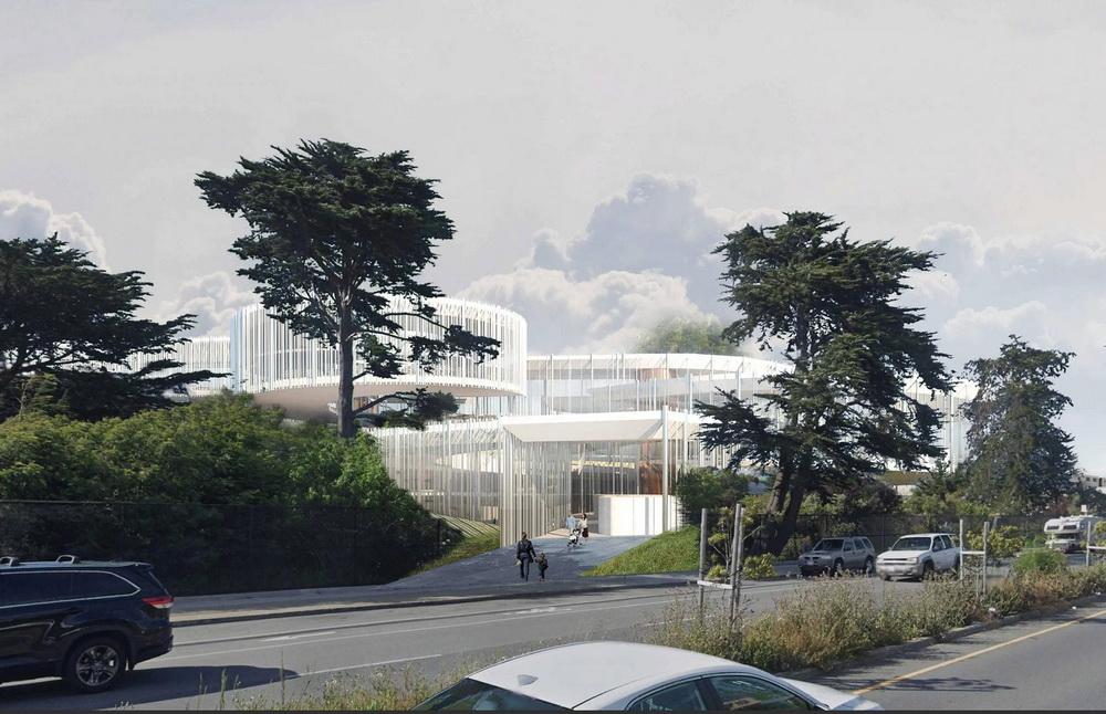 6 پروژه برتر دانشجویان معماری Academy of Art University