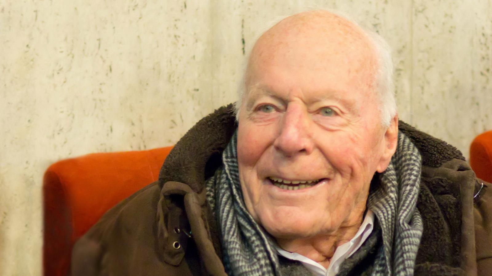 درگذشت Gottfried Böhm معمار آلمانی برنده جایزه پریتزگر