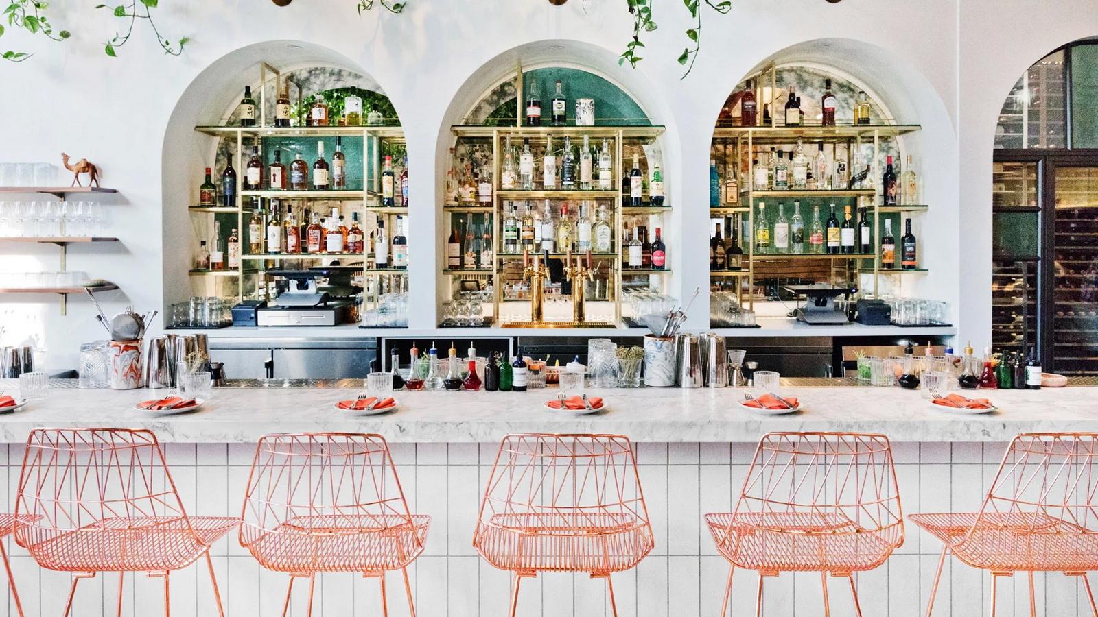 نگاهی کوتاه به 6 رستوران زیبا در امریکا